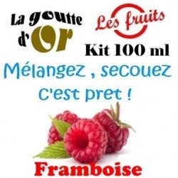 FRAMBOISE - KITS 100 ML