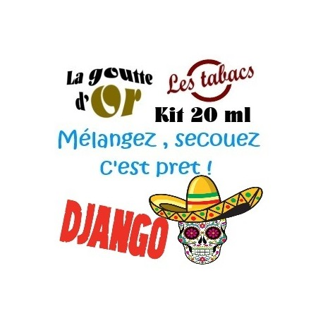 DJANGO - KITS 20 ML
