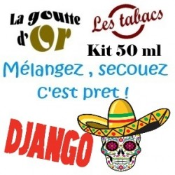 DJANGO - KITS 50 ML