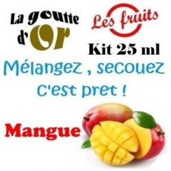MANGUE - KIT 25 ML