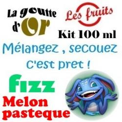 FIZZ MELON PASTEQUE - KITS 100 ML
