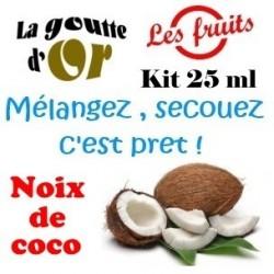 NOIX DE COCO - KIT 25 ML