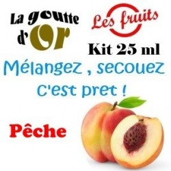 PECHE - KIT 25 ML