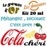 COLA CHERI - KITS 20 ML