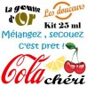 COLA CHERI - KIT 25 ML