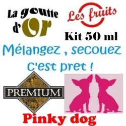 PINKY DOG - KITS 50 ML