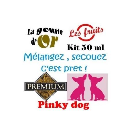 PINKY DOG - KITS 50 ML