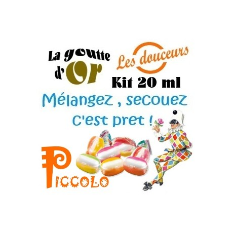 PICCOLO - KIT 20 ML