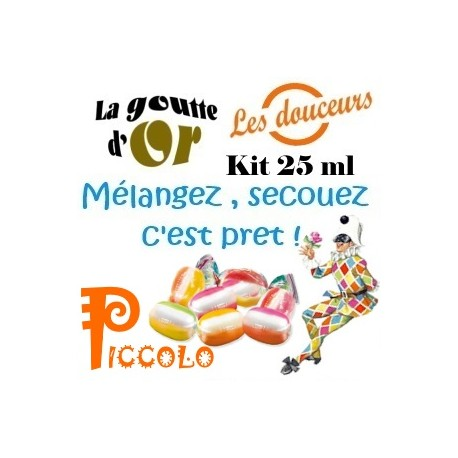 PICCOLO - KIT 25 ML