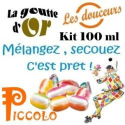 PICCOLO - KITS 100 ml