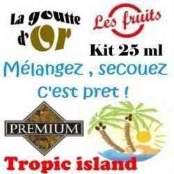 TROPIC ISLAND - KIT 25 ML