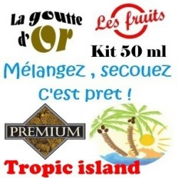 TROPIC ISLAND - KITS 50 ML