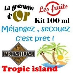 TROPIC ISLAND - KITS 100 ML