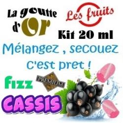 FIZZ CASSIS - KITS 20 ML