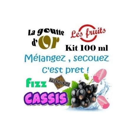 FIZZ CASSIS - KITS 100 ML