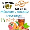 T'I PECHE - KIT 25 ML