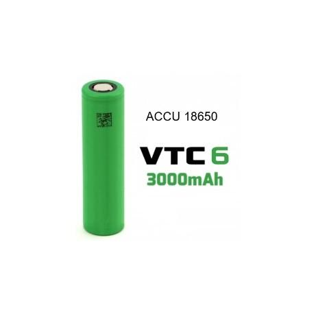 ACCU VTC 3000 mah