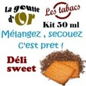 DELI SWEET- KIT 50 ML