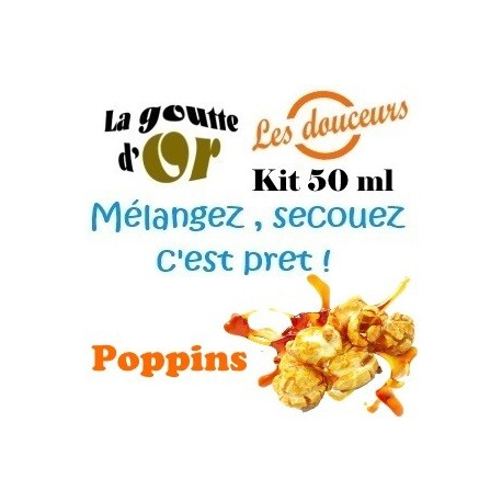 POPPINS - KIT 50 ML