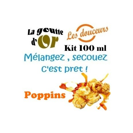 POPPINS - KIT 100 ML