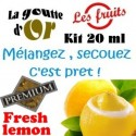 FRESH LEMON - KIT 20 ML