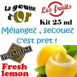 FRESH LEMON - KIT 25 ML