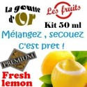 FRESH LEMON - KIT 50 ML