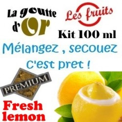 FRESH LEMON - KIT 100 ML