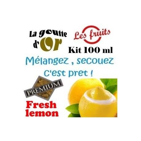 FRESH LEMON - KIT 100 ML