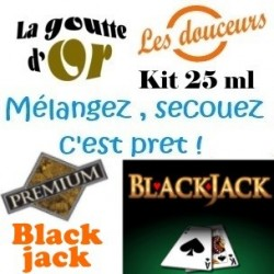 BLACK JACK - KIT 25 ML