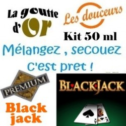 BLACK JACK - KIT 50 ML