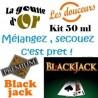 BLACK JACK - KIT 50 ML