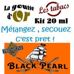 BLACK PEARL - KITS 20 ML