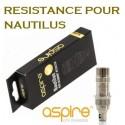 RESISTANCE POUR NAUTILUS ET K3 ASPIRE