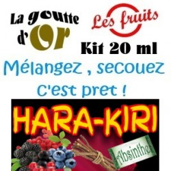 HARA - KIRI - KITS 20 ML