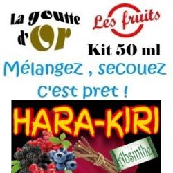 HARA - KIRI - KITS 50 ML