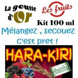 HARA- KIRI - KITS 100 ML