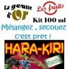 HARA - KIRI - KITS 100 ML