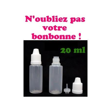 BONBONNE POUR KIT 20 ML