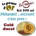 GOLD DUCAT - KITS 100 ML