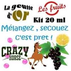 CRAZY HORSE - KITS 20 ML