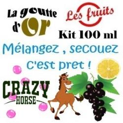 CRAZY HORSE - KITS 100 ML