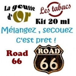 ROAD 66 - KITS 20 ML