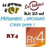 RY4 - KIT 25 ML