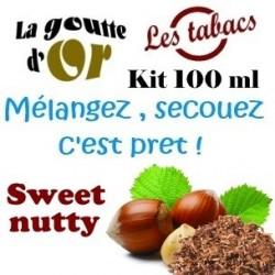 SWEET NUTTY - KITS 100 ML