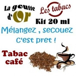 TABAC CAFE - KITS 20 ML