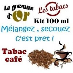 TABAC CAFE - KITS 100 ML