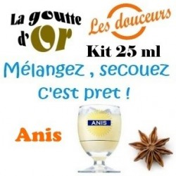 ANIS - KIT 25 ML