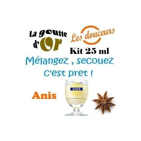 ANIS - KIT 25 ML