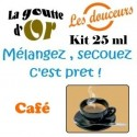 CAFE - KIT 25 ML